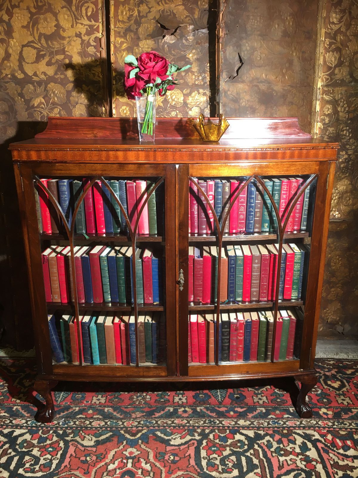 Edwardian bookcase €295